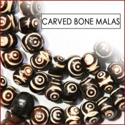 Carved Bone Malas (9)