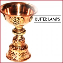 Butter Lamps (3)