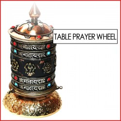 Table Prayer Wheels (7)