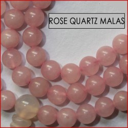 Rose Quartz Malas (14)