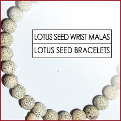 Lotus Seed Wrist Mala (17)