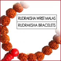 Rudraksha Seed Wrist Mala (8)