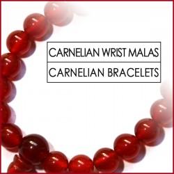 Carnelian Stone Wrist Mala (7)