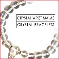 Crystal Stone Wrist Mala (8)