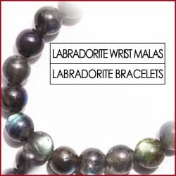 Labradorite Stone Wrist Mala (0)