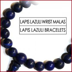Lapis Lazuli Stone Wrist Mala (12)