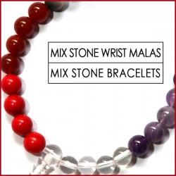 Mix Stone Wrist Mala (3)