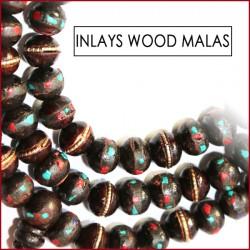 Inlays Wood Malas (0)