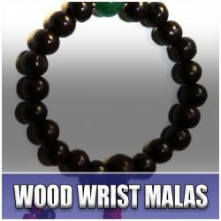 Wood Wrist Mala (35)