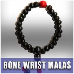 Bone Wrist Mala (50)