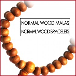 Normal Wood Wrist Mala (0)