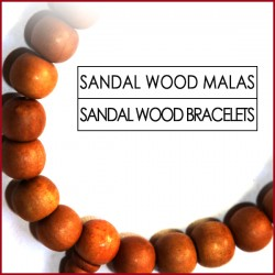 Sandal wood Wrist Mala (10)