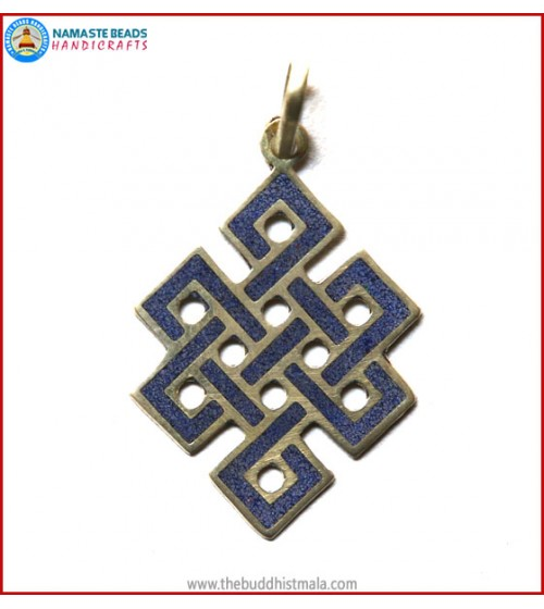 """Endless Knot"" Design Pendant"