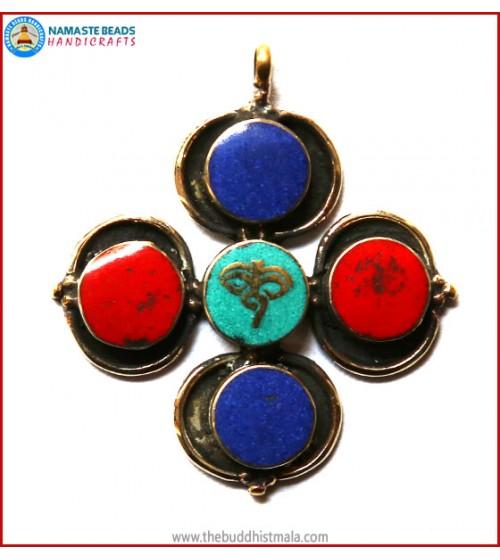 """Buddha-Eye"" Symbol Pendant"