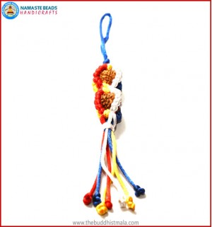 Rudraksha Bead String Dorje