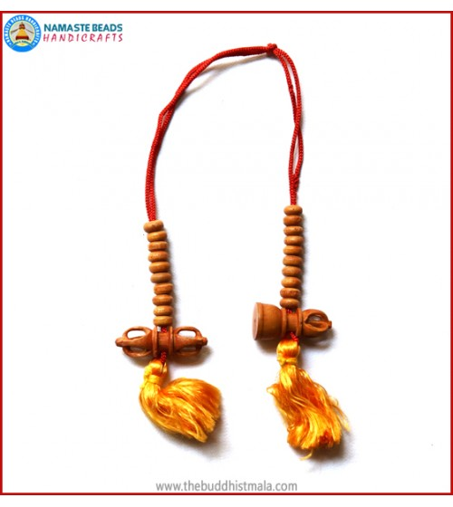 Sandal Wood Mala Counter