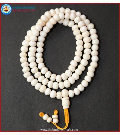 White Bone Mala