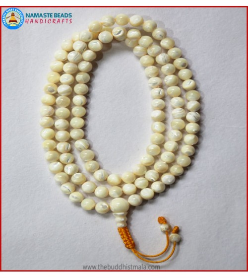 Best Quality Mother of Pearl Mala