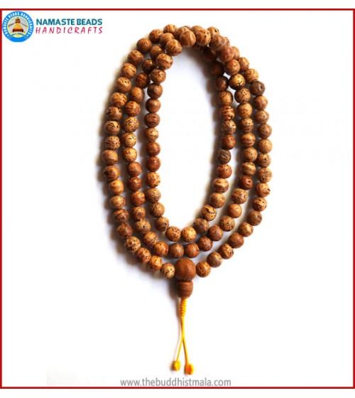 Indian Bodhi Seed Mala