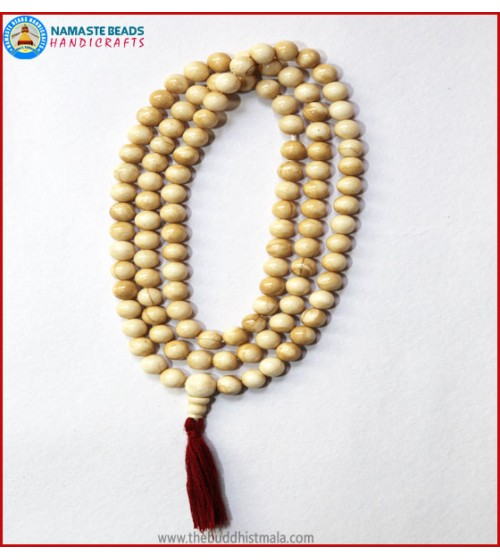 Vintage Conch Shell Mala