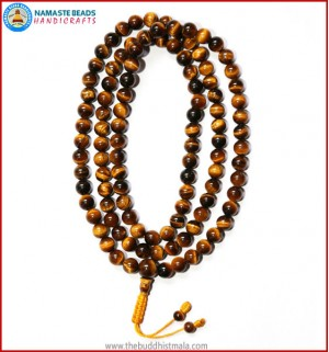 Best Quality Tiger-Eye Stone Mala