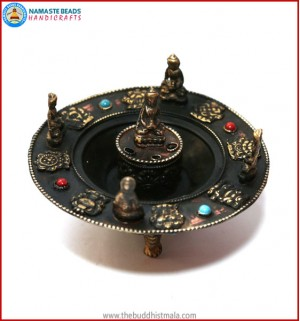 Copper & Brass Incense Burner