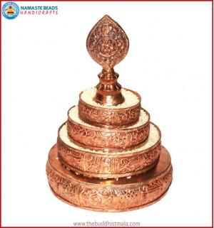 Copper Mandala Set