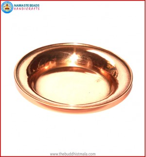 Copper Torma Plate