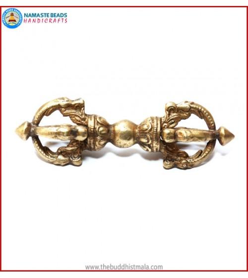 Brass Dorje
