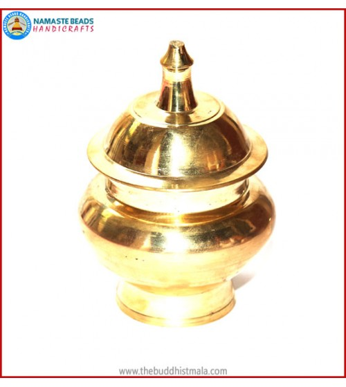 Brass Rice Pot