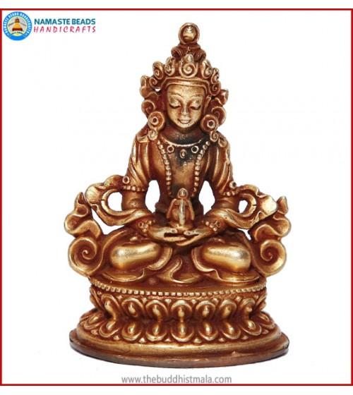 """Amitabha"" Brass Statue"