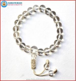 Crystal Wrist Mala 21 beads