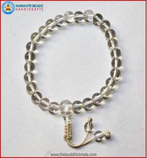 Crystal Wrist Mala 27 beads