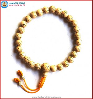 Best Quality Lotus Seed Wrist Mala