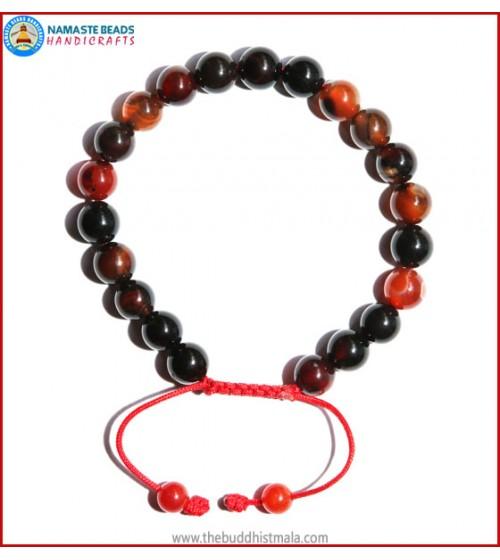Mix Agate Stone Bracelet